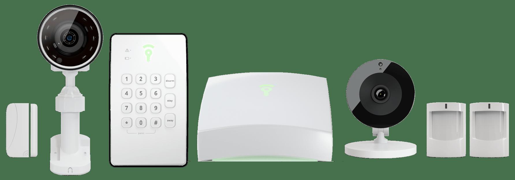 Burglar Alarms Systems - Installation & Monitoring 1